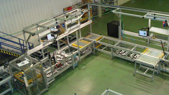 Línea de montaje - Assembly line