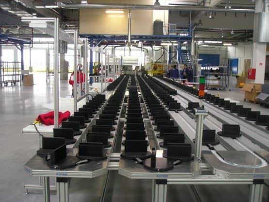 NT 900 - Cardan chain conveyor