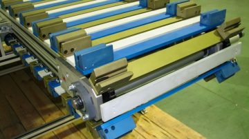 Chain and Timing Belt Conveyor