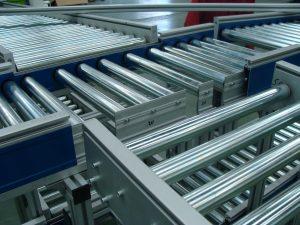 NT 200. Roller conveyor